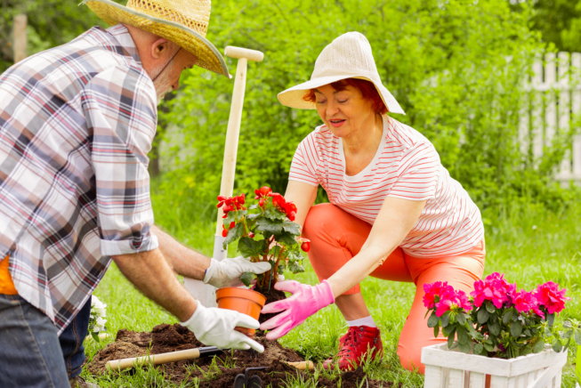 Different Activities for Seniors to Fight Stress at Home