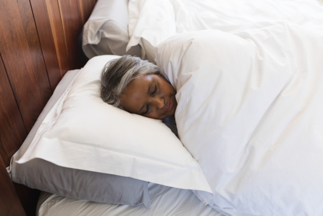 Here Are Ways to Help Seniors Get Better Sleep at Night